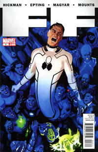 Cover Thumbnail for FF (Marvel, 2011 series) #3