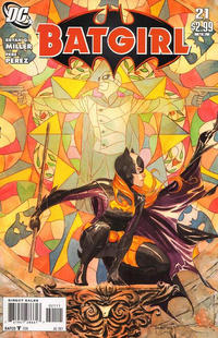 Cover Thumbnail for Batgirl (DC, 2009 series) #21