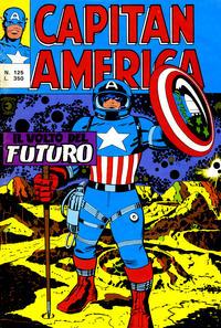 Cover Thumbnail for Capitan America (Editoriale Corno, 1973 series) #125