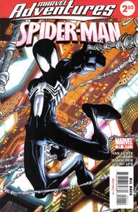 Cover Thumbnail for Marvel Adventures Spider-Man #21 Custom Comic (Marvel, 2009 series)