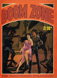 Cover Thumbnail for Doom Zone (Gredown, 1983 ? series) #[nn]