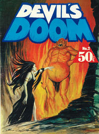 Cover for Devil's Doom (Gredown, 1977 ? series) #2