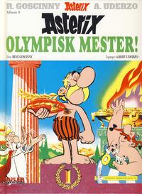 Cover Thumbnail for Asterix [Seriesamlerklubben] (Hjemmet / Egmont, 1998 series) #8