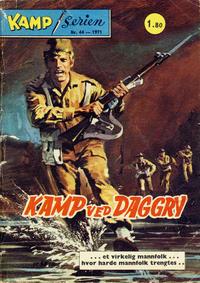 Cover Thumbnail for Kamp-serien (Serieforlaget / Se-Bladene / Stabenfeldt, 1964 series) #44/1971