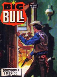 Cover Thumbnail for Big Bull (Serieforlaget / Se-Bladene / Stabenfeldt, 1975 series) #6/1975