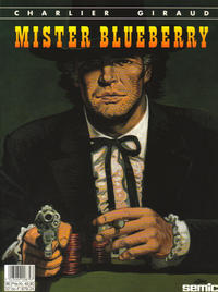 Cover Thumbnail for Blueberry (Semic, 1987 series) #24 - Mister Blueberry