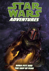 Cover Thumbnail for Star Wars Adventures: Boba Fett and the Ship of Fear (Dark Horse, 2011 series)