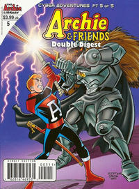 Cover Thumbnail for Archie & Friends Double Digest Magazine (Archie, 2011 series) #5 [Direct Edition]