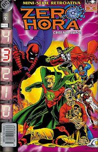 Cover Thumbnail for Zero Hora (Editora Abril, 1996 series) #3