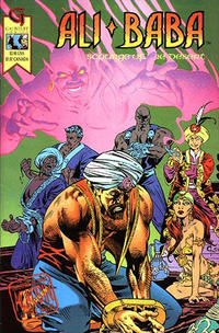 Cover Thumbnail for Ali Baba: Scourge of the Desert (Caliber Press, 1992 series) #2