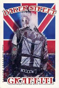 Cover Thumbnail for Baker Street Graffitti (Caliber Press, 1991 series) #1