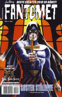 Cover Thumbnail for Fantomet (Hjemmet / Egmont, 1998 series) #9/2011