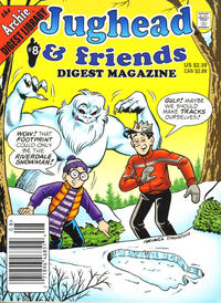 Cover Thumbnail for Jughead & Friends Digest Magazine (Archie, 2005 series) #8 [Newsstand]