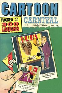 Cover Thumbnail for Cartoon Carnival (Charlton, 1962 series) #5