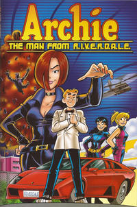 Cover Thumbnail for Archie The Man from R.I.V.E.R.D.A.L.E. (Archie, 2011 series)