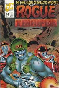 Cover Thumbnail for Rogue Trooper (Fleetway/Quality, 1987 series) #29