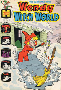 Cover Thumbnail for Wendy Witch World (Harvey, 1961 series) #47