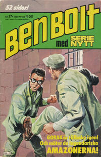 Cover Thumbnail for Serie-nytt [delas?] (Semic, 1970 series) #17/1980