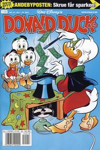 Cover Thumbnail for Donald Duck & Co (Hjemmet / Egmont, 1997 series) #18/2011
