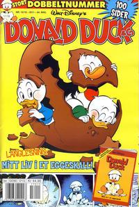 Cover Thumbnail for Donald Duck & Co (Hjemmet / Egmont, 1997 series) #15-16/2011