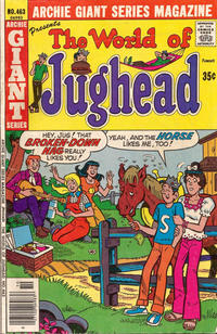 Cover Thumbnail for Archie Giant Series Magazine (Archie, 1954 series) #463