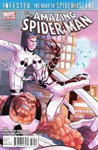 Cover Thumbnail for The Amazing Spider-Man (Marvel, 1999 series) #660