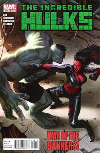 Cover Thumbnail for Incredible Hulks (Marvel, 2010 series) #628