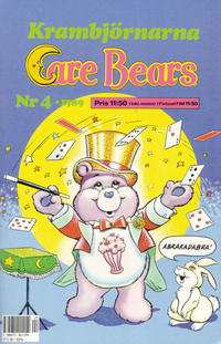 Cover Thumbnail for Care Bears (Semic, 1988 series) #4/1989