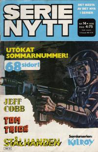 Cover Thumbnail for Serie-nytt [delas?] (Semic, 1970 series) #14/1978