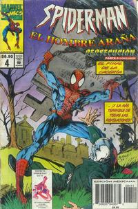 Cover Thumbnail for Spider-Man El Hombre Araña (Marvel, 1996 series) #4