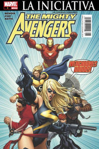 Cover Thumbnail for Los Poderosos Vengadores, the Mighty Avengers (Editorial Televisa, 2008 series) #1