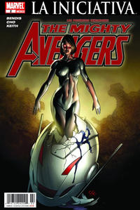Cover Thumbnail for Los Poderosos Vengadores, the Mighty Avengers (Editorial Televisa, 2008 series) #2