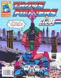 Cover Thumbnail for Transformers (Marvel UK, 1984 series) #268