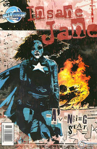 Cover Thumbnail for Insane Jane: The Avenging Star (Bluewater / Storm / Stormfront / Tidalwave, 2010 series) #4