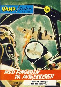 Cover Thumbnail for Kamp-serien (Serieforlaget / Se-Bladene / Stabenfeldt, 1964 series) #3/1971