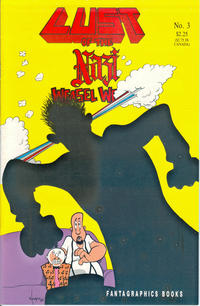 Cover Thumbnail for Lust of the Nazi Weasel Women (Fantagraphics, 1990 series) #3
