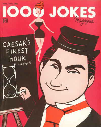 Cover for 1000 Jokes (Dell, 1939 series) #76