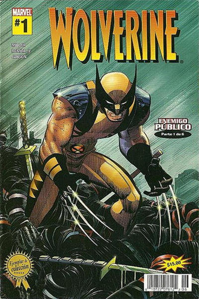 Cover for Wolverine (Editorial Televisa, 2005 series) #1