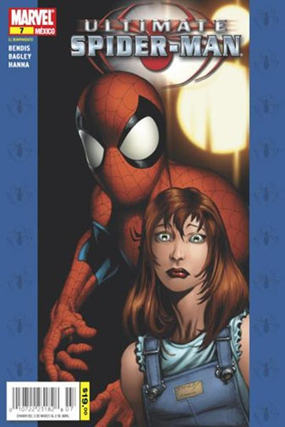 Cover for Ultimate Spider-Man (Editorial Televisa, 2007 series) #7