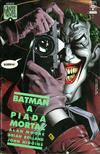 Cover for Graphic Novel (Editora Abril, 1988 series) #5 - Batman - A Piada Mortal