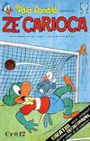 Cover for Zé Carioca (Editora Abril, 1961 series) #479