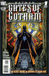 Cover for Batman: Gates of Gotham (DC, 2011 series) #1