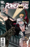 Cover for Power Girl (DC, 2009 series) #24