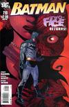Cover for Batman (DC, 1940 series) #710