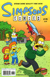 Cover for Simpsons Comics (Bongo, 1993 series) #178