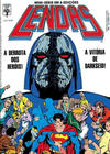 Cover for Lendas (Editora Abril, 1988 series) #1