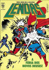 Cover for Lendas (Editora Abril, 1988 series) #5