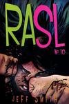Cover for RASL (Cartoon Books, 2008 series) #10