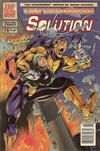 Cover for The Solution (Malibu, 1993 series) #5 [Newsstand]