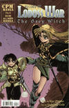 Cover for Record of Lodoss War: The Grey Witch (Central Park Media, 1998 series) #4